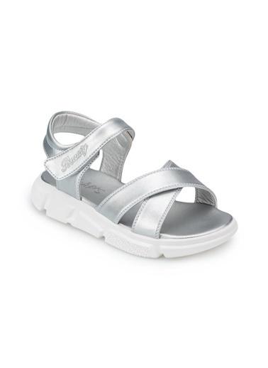 Polaris Sandalet Gümüş